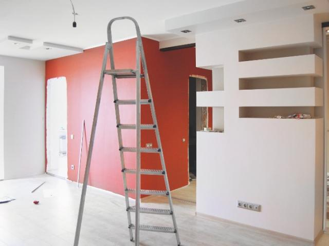 Peinture intérieure et extérieure