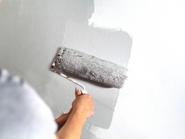 Travaux de peinture d'un bâtiment collectif de 31 logements à la Verpillière